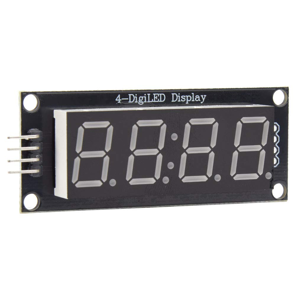 Multicolor LED Display Common Anode Arduino Library Use Scar for SALENEW very popular! Discount mail order