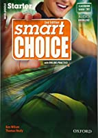 Second Edition Starter Student Book with Online Practice (Smart Choice)