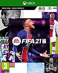 Passa alla versione per console PS5 o Xbox Series X Uniti nella vittoria in EA SPORTS FIFA 21 per sistema PlayStation4, Xbox One e PC, con modi di giocare e mostrare il tuo stile nelle strade e negli stadi Grazie al motore Frostbite, FIFA 21 introduc...
