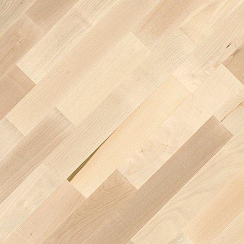 Parat 15 eur. Ahorn Trend SB lack14mm 2190x182x14mm, Mattlack, 3-Stab, LOC5G 3-Schicht (3,189m²/Pack), 40,06 €/m², 127,75 € pro Verpackungseinheit
