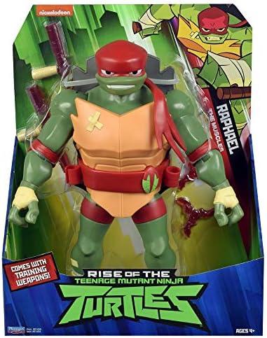Teenage Mutant Ninja Turtles TUAB3310 The Rise of the Teenage Mutant Ninja Turtles Michaelangelo Giant Action Figure
