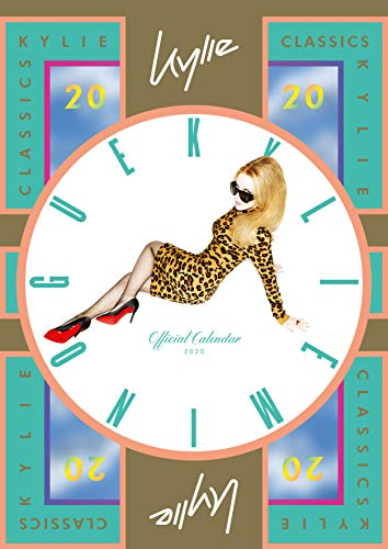 Kylie Minogue 2020 Calendar - Official A3 Wall Format Calend