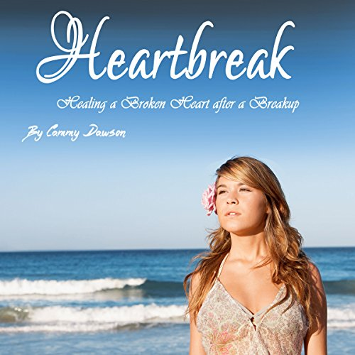 Heartbreak audiobook cover art