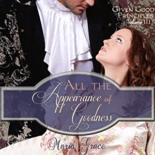 All the Appearance of Goodness audiobook cover art