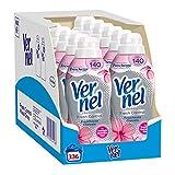 Vernel Fresh Control, Ammorbidente Lavatrice con Neutralizza Odori, Freschezza Floreale, Adatto anche alle Pelli Sensibili, 336 Lavaggi