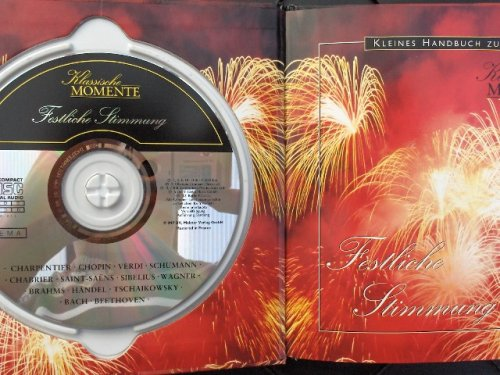 Klassische Momente - Festliche Stimmung (CD + gebundenes Handbuch)