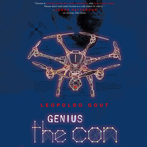 Genius: The Con cover art