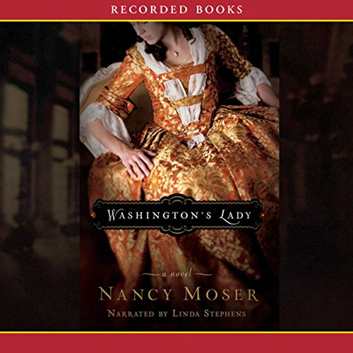 Washington's Lady audiobook cover art