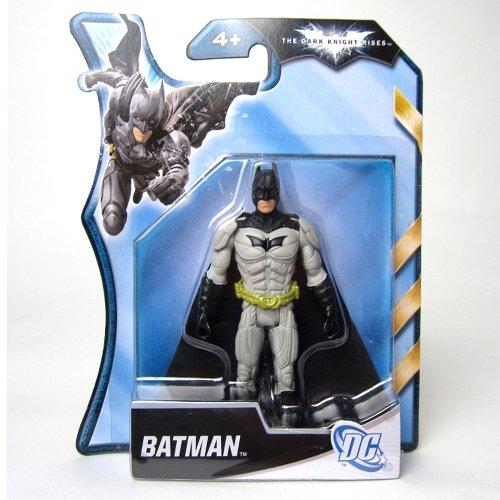 Mattel Y1454 : Figurine Batman - gris - 10 cm ( plastique )