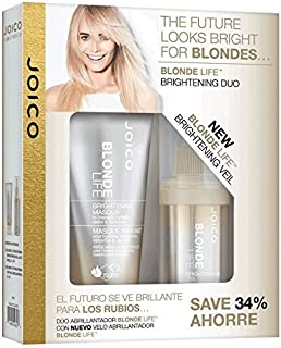 Joico Blonde Life Brightening Mask & Veil Duo