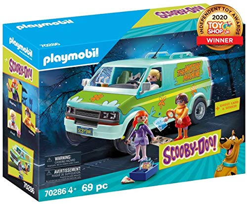 Playmobil 70286 SCOOBY-DOO!© Mystery Machine Toy