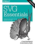 SVG Essentials: Producing Scalable Vector Graphics with XML - J. David Eisenberg