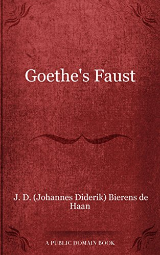 Goethe's Faust (Dutch Edition)
