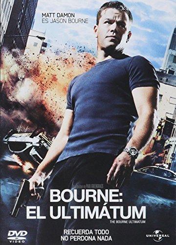 El Ultimatum Bourne (la portada puede variar)
