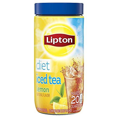 6 best lipton iced tea mix, diet lemon, 20 quart for 2020