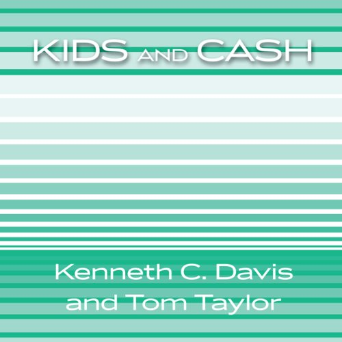 Kids and Cash audiobook cover art
