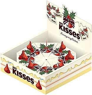 8個セット ハーシー クリスマスケーキボックスキスチョコ 5PX8