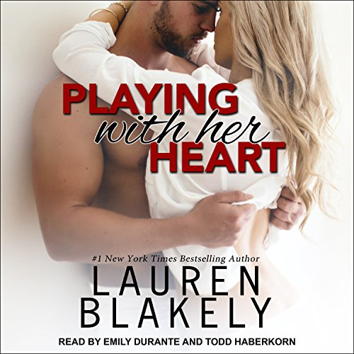 Playing with Her Heart     Caught Up in Love, Book 4              By:                                                                                                                                 Lauren Blakely                               Narrated by:                                                                                                                                 Todd Haberkorn,                                                                                        Emily Durante                      Length: 8 hrs and 23 mins     3 ratings     Overall 4.7