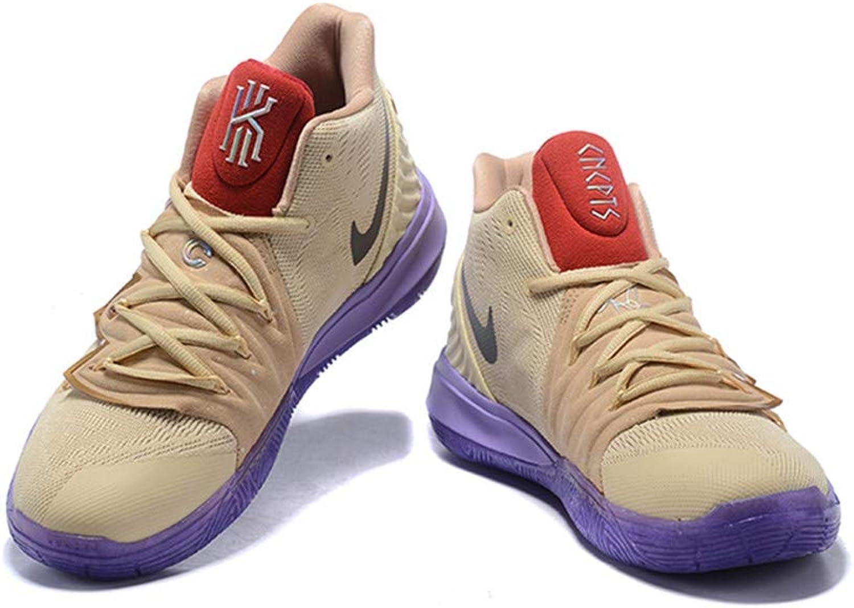 YGT herrar Basketball skor skor skor Ikhet mode Kyrie 5 Training skor  mer ordning
