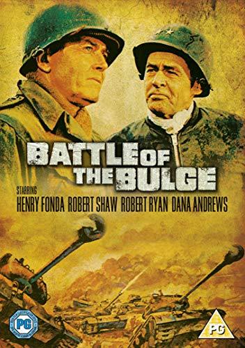 Battle of The Bulge: Extended Version [DVD] [2020]