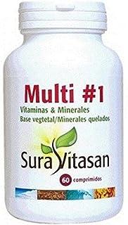Multi 1 Vitaminas y Minerales 60 comprimidos