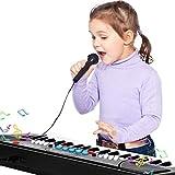 Immagine 2 shayson tastiera elettronica per bambini