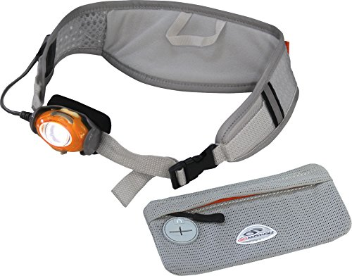 GoMotion Orion LightBelt, Rechargeable Lithium-Ion Batteries, 150 Lumen CREE LED, Large/X-Large (34' - 48' Waist)