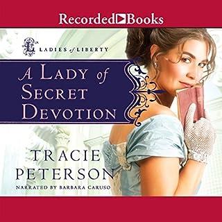 A Lady of Secret Devotion audiobook cover art