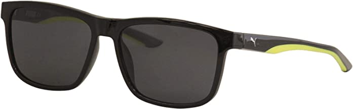 Sunglasses Puma PU 0193 S- 002 BLACK/SMOKE