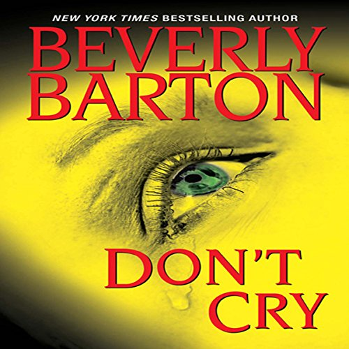 Don't Cry audiobook cover art