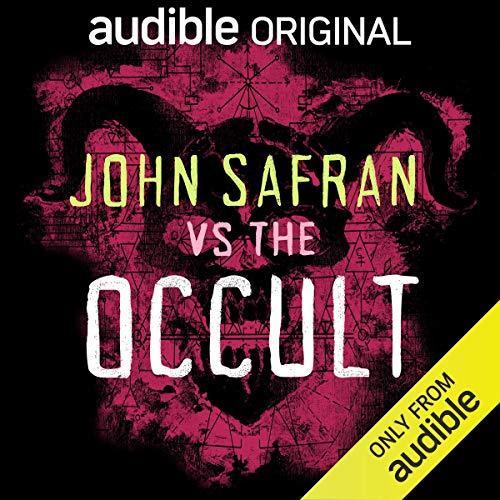 John Safran vs The Occult audiobook cover art