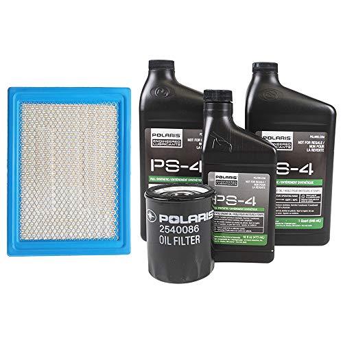 Polaris OEM Oil Change & Air Filter Kit 2013-2014 Ranger 900 XP All Options