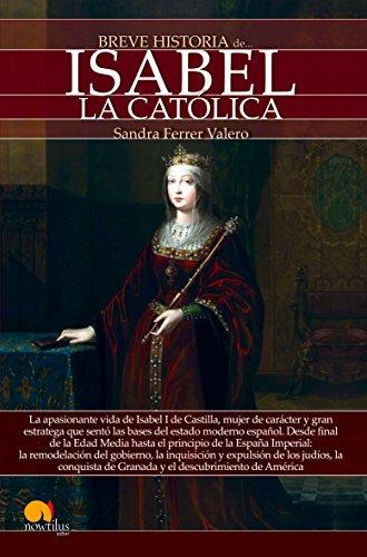 Breve historia de Isabel la Católica eBook: Sandra Ferrer Valero ...