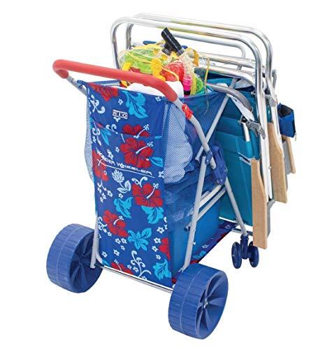 Beach Cart Rio Wonder Wheeler Deluxe Folding