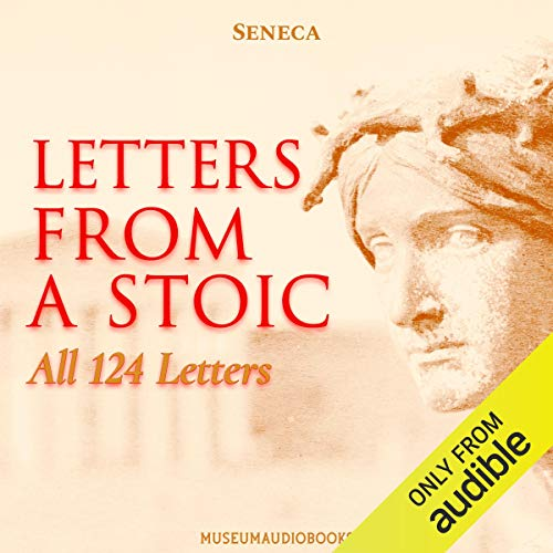 Letters from a Stoic (All 124 Letters) cover art