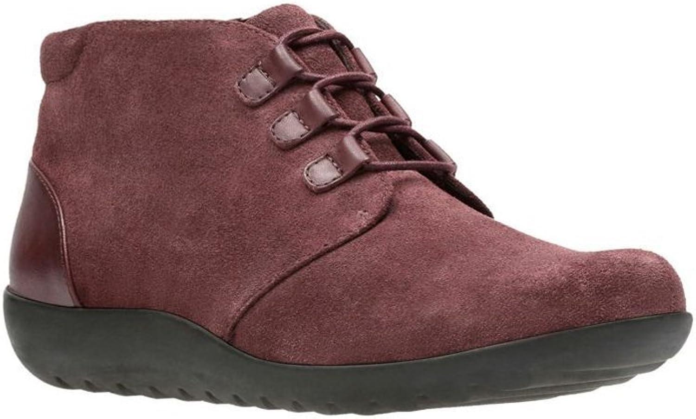 Clarks Women's Medora Sage Ankle Boot
