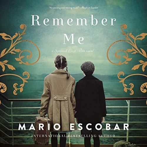 Remember Me Audiobook By Mario Escobar cover art