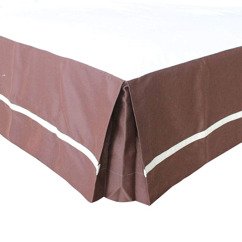 ひばり怒り散文ベッドスカート,プラーク, バランス,基本バランス シート,深いプリーツ 快適さ 通気性 弾性 防塵 ホテル-c 120*200*35cm