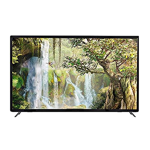 QIMO Smart TV para Exteriores Legible por El Sol para Áreas Cubiertas Al Aire Libre, Televisión para Exteriores De Alto Brillo, 4K UHD HDR, WiFi, Barra De Sonido Externa LED HDR Smart TV