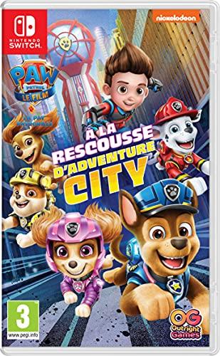 Paw Patrol, La Pat' Patrouille - À la Rescousse d'Adventure City (Nintendo Switch)