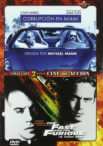 Corrupcion en Miami+A todo gas [DVD]