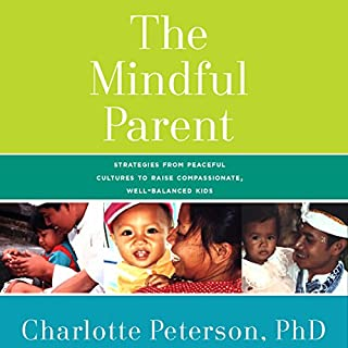 The Mindful Parent cover art