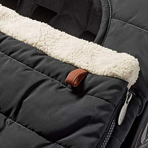 JJ Cole Car Seat Cover, Black