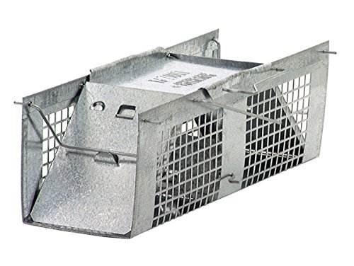 Havahart 1020 Live Animal 2-Door Mouse Cage Trap