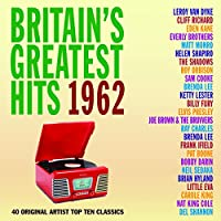 Britains Greatest Hits 1962