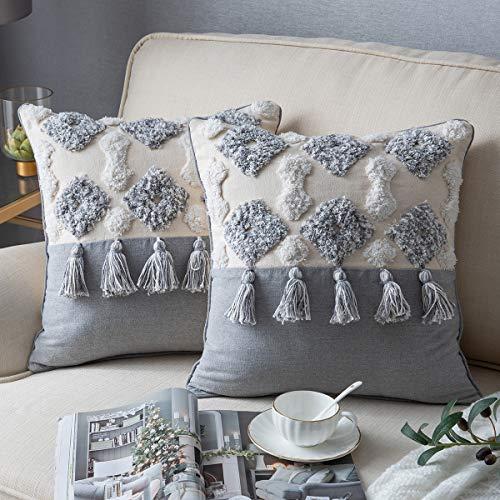 El Mejor Listado de Fundas decorativas para almohada los más recomendados. 12