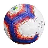 BECCYYLY Footballsize5 Balón de fútbol Premier Equipo de portería Balón de fútbol Entrenamiento de fútbol Liga Futbol Voetbal