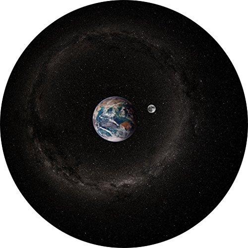"""Day Earth and Moon"" disc for Segatoys Homestar Pro 2, Classic, Original, Earth Theater home planetarium"
