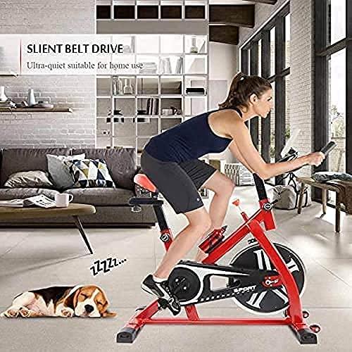 Bicicletta da interno cyclette cyclette cyclette Bici da fitness per allenamento cardio a casa Bicicletta da allenamento per bici da allenamento allenamento a casa