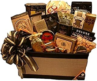 The Corporate Executive Gourmet Gift Basket